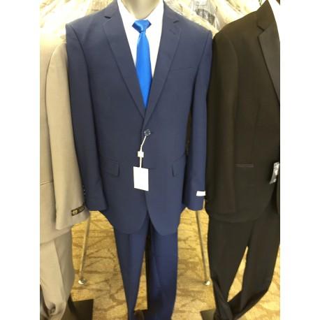 Indigo Blue 2pc Slim-fit  Suits,,