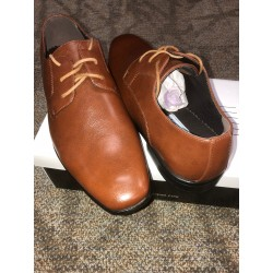 Dress Formal Shoe- LT Brown
