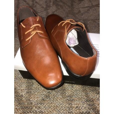 Dress Formal Shoe- LT Brown